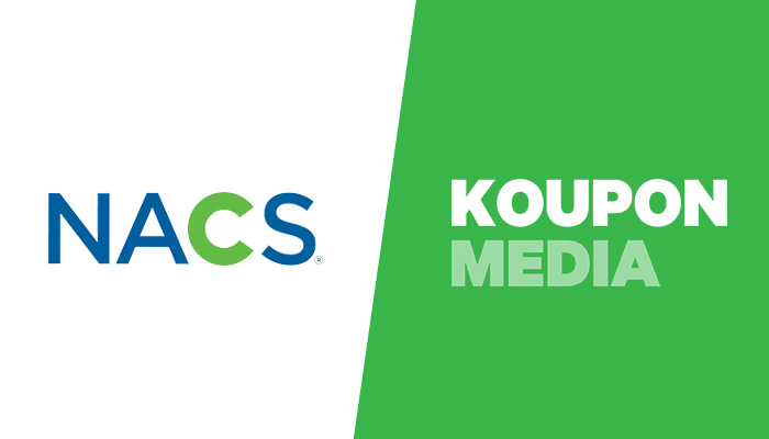 Koupon Media forms partnership with NACS